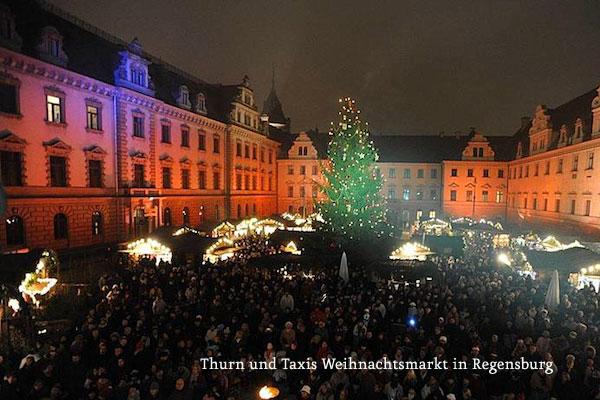 Weihnachtsmärkte In München 2021
